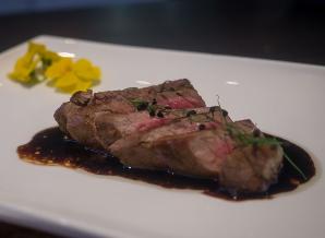 Biefstuk afgeblust balsamico serie 8